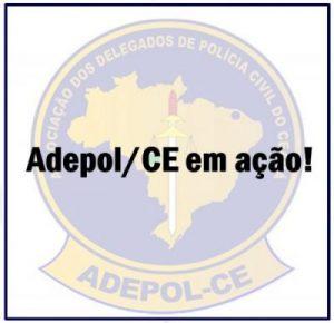 Adepol/CE publica nota ao secretário André Costa no Diário do Nordeste desta sexta-feira (17)