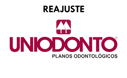 Reajuste do plano Uniodonto
