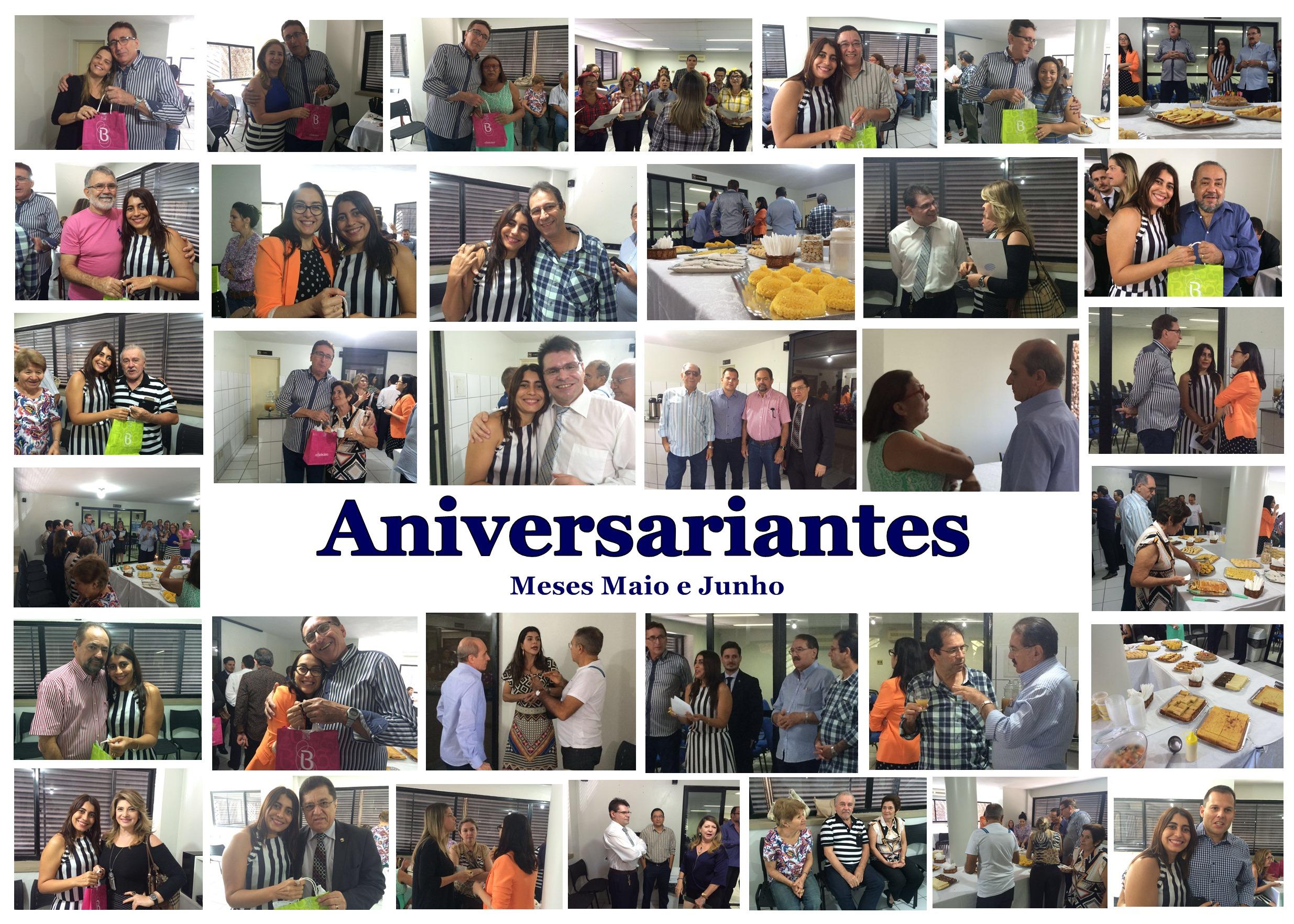 Aniversário de associados é celebrado com música junina