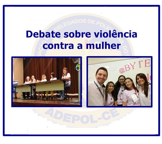 Violência doméstica é debatido na Faculdade 7 de Setembro