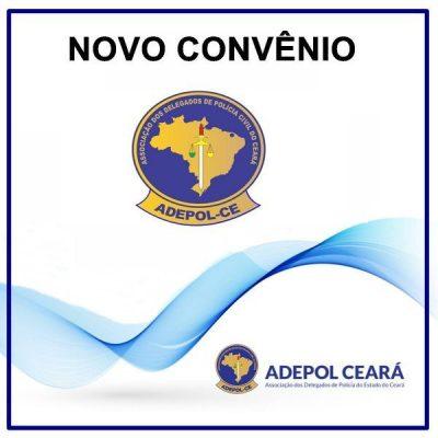 Adepol/CE divulga convênio com Adepol/MG