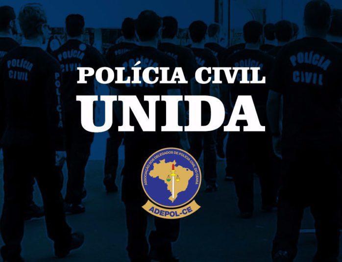 Adepol/CE publica NOTA DE RECONHECIMENTO no jornal Diário do Nordeste