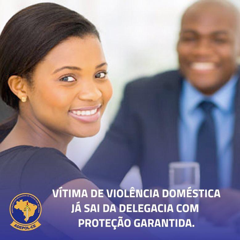 Delegado da Polícia Civil poderá expedir medida protetiva à vítima de violência doméstica