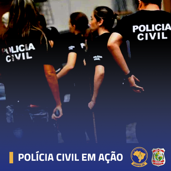 Polícia Civil no combate ao tráfico de drogas