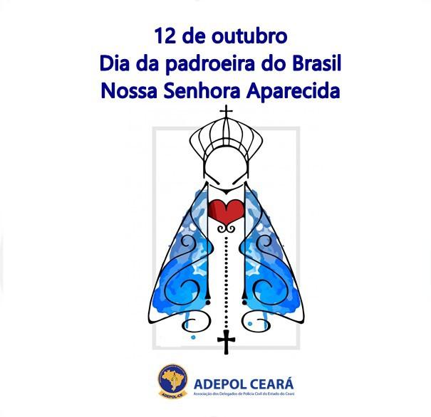 12 de outubro – Dia de Nossa Senhora Aparecida