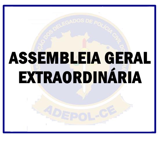 Assembleia Geral Extraordinária N° 03/2017