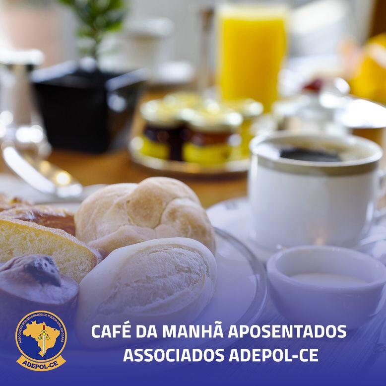 Delegados aposentados reencontram amigos em café da manhã