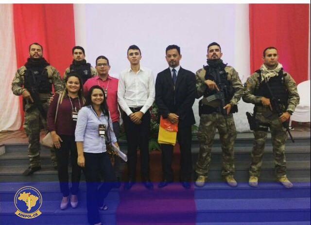 Crime organizado e sequestro no Ceará é tema de palestra na Fametro