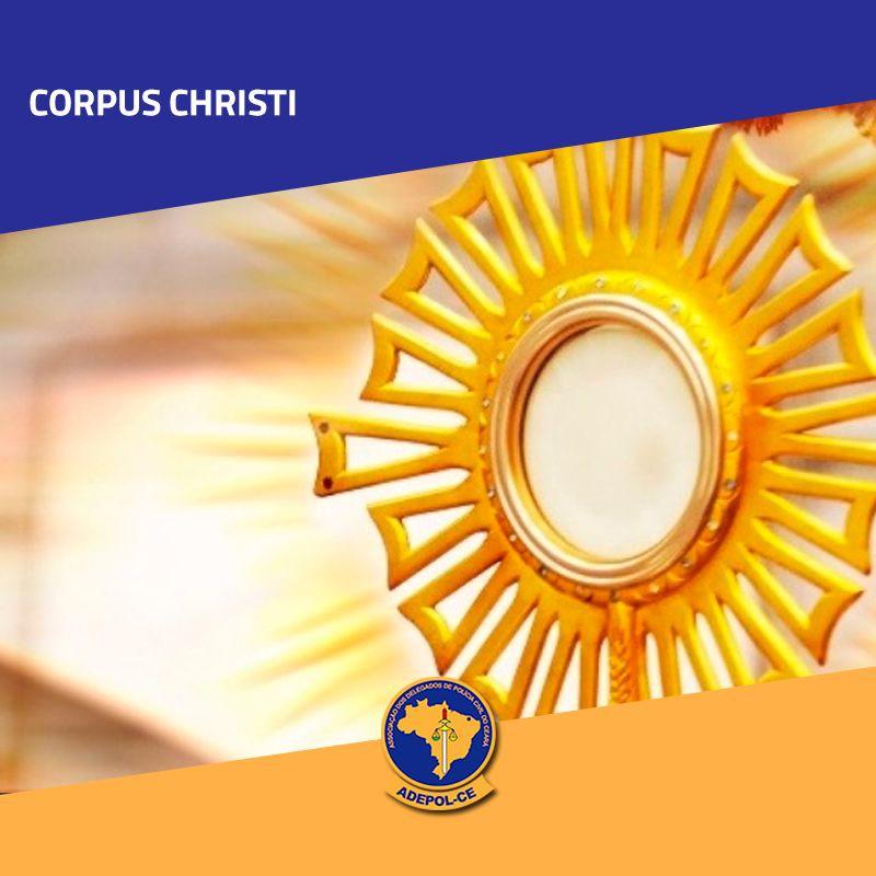 Feriado – Corpus Christi