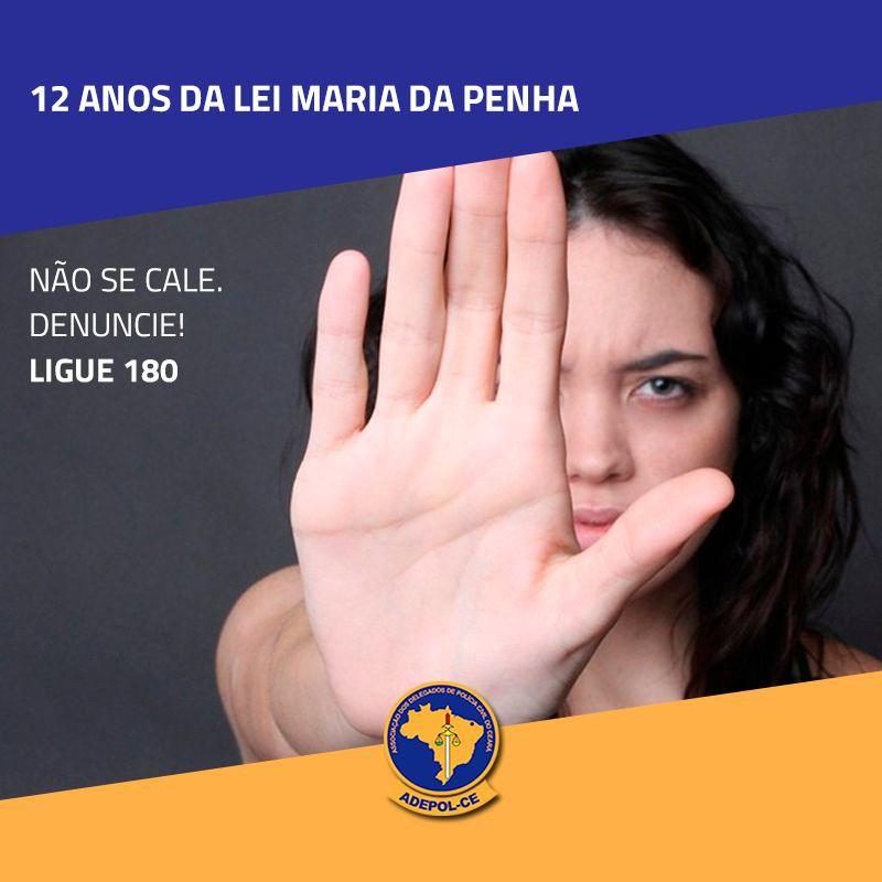 Lei Maria da Penha – 12 anos combatendo a violência doméstica