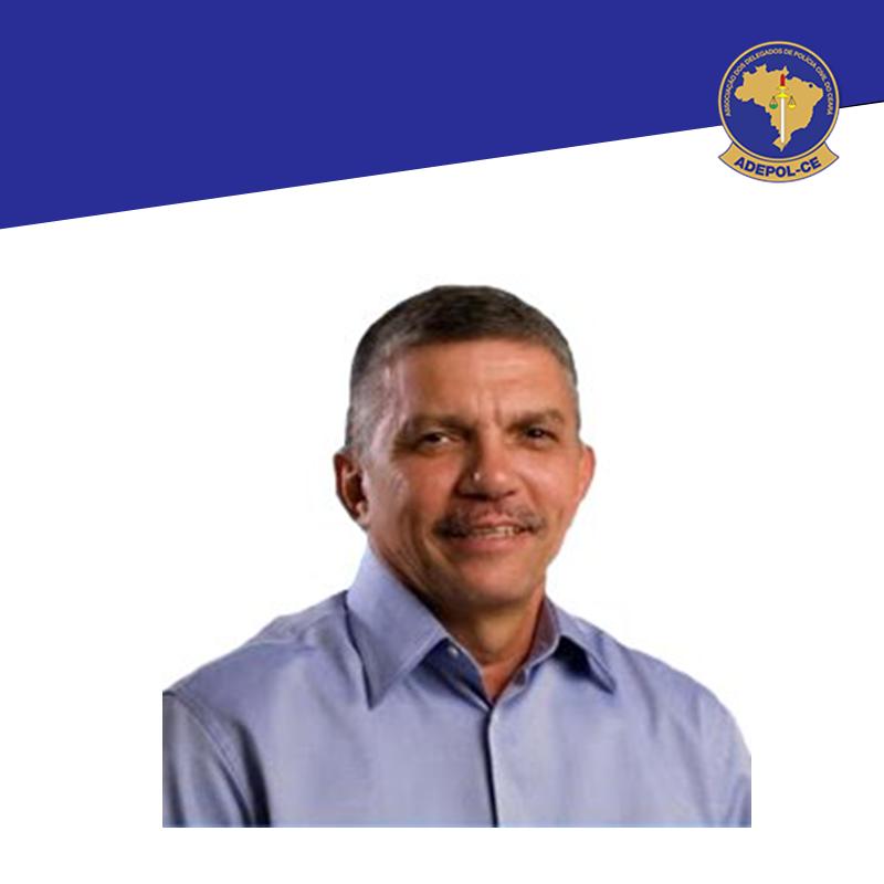 Delegado Cavalcante é reconduzido à Assembleia Legislativa
