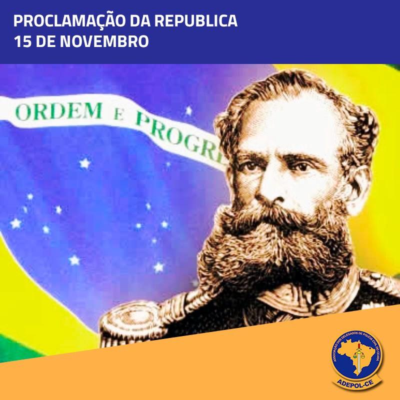 Feriado – Proclamação da República