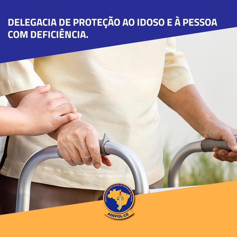 Idosos e pessoas com deficiência já podem ser atendidos em delegacia exclusiva