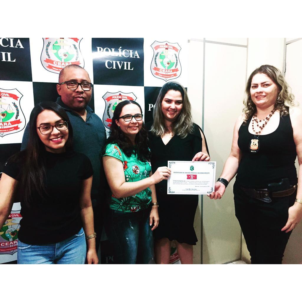 Equipe da DDM de Maracanaú é reconhecida pelo Poder Judiciário