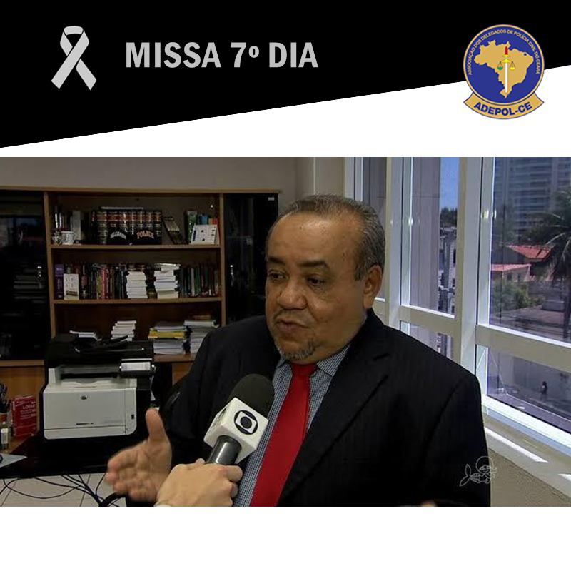 Missa de 7º dia do Dr. José Rodrigues Junior