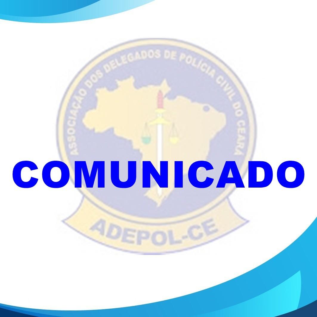 Adepol/CE não funcionará nesta sexta-feira (21)
